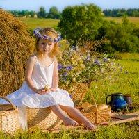 Лето в Латвии. :: Инта