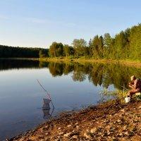 на рыбалке :: vg154