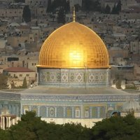 """Иерусалим. Мечеть """"Купол скалы"""" :: Алла Захарова"""