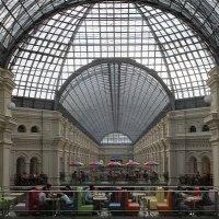 ГУМ - место покупок и отдыха (2) :: Евгений Кривошеев