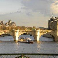 Прогулка по Парижу. :: Жанна Викторовна