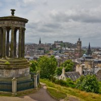 Edinburgh, Calton Hill :: Uno Bica