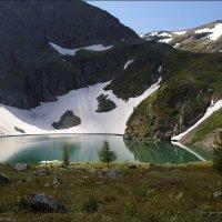 Озеро Красной горы :: Наталия Григорьева