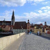 Мост в Регенсбург :: Ольга