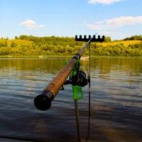 Рыбалка Ока :: Александр Кузнецов