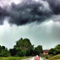 Убегая от дождя :: Ирина Бирюкова