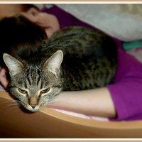 Сон в руку ...или спанье вдвоем :: Айвар Поппель