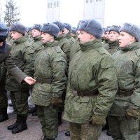 об армейских ремнях ) :: Марина Буренкова