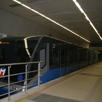 Турция, Стамбул, метро :: Olga