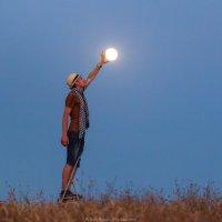 Луна :: Алексей Асанов