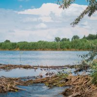 Река :: Александра Зайцева
