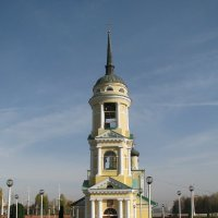 Колокольня Успенской (Адмиралтейской) церкви. :: Михаил Болдырев