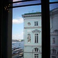 Из окна Эрмитажа. :: Ирина Прохорченко