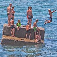 юные акробаты :: Валерий Дворников
