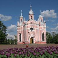 Чесменская церковь :: Эльвира Дараган