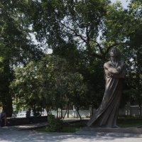 Памятник Пушкину в Екатеринбурге. :: Валерий Молоток