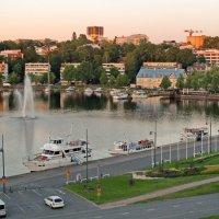 Гавань. :: Олег Попков