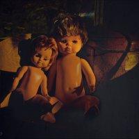 Куклы Маша и Наташа ..... :: Елена Kазак