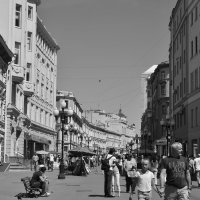 Арбат :: Анастасия Балашова