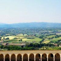 Окрестности Ассизи. Италия :: Надежда Гусева