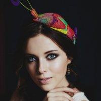 Птичка :: Алина Тимичева