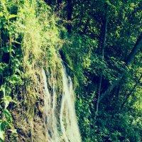Радужный водопад :: Сергей Филимончук