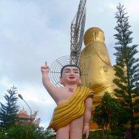 Маленький Будда. :: Чария Зоя