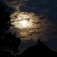 Луна в интерьере :: Владимир Гилясев