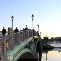 мостик :: Екатерина Василькова