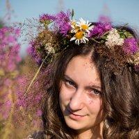прогулка :: Марина Погорельская
