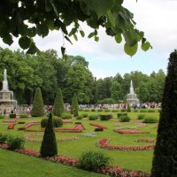 Римские фонтаны. Петергоф. СПБ :: Ильмира Хафизова