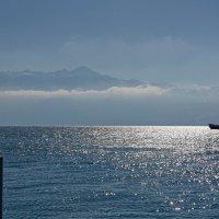Полдень на Женевском озере :: Valeriy(Валерий) Сергиенко