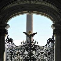 Ворота Зимнего дворца.. :: Алёнушка Е.