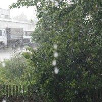 Летний дождик :: Алексей Масалов