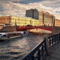 красный  мост :: Владимир Иванов ( Vlad   Petrov)