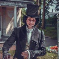 Случайная встреча в Царском селе :: Игорь Вишняков