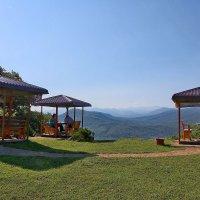 С видом на горы. :: Ирина Бабушкина