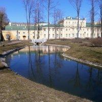 Пруды Польского сада :: Валентина Жукова