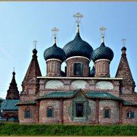Храм Иоанна Златоуста. :: Владимир Валов