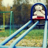 одинокая игрушка... :: Павел Тановицкий