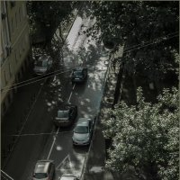 Переулок... :: Наталья Rosenwasser