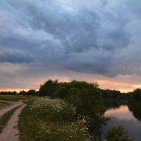 На Москве-реке вечерело :: Александр С.