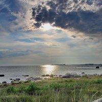 На Белом море :: Анастасия Смирнова