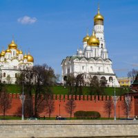 Москва. Кремль. :: Андрей Воробьев