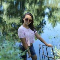 У воды :: Ирина