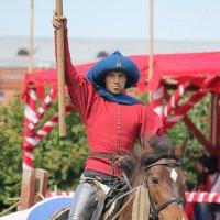 Испанский рыцарь приветствует вас :: Вера Моисеева