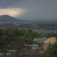 кажется дождик собирается... :: Светлана Соловьева