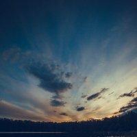 Озеро Щучье, Омская Область :: Алина Репко