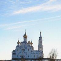 Церковь Троицы Живоначальной  в Иверском монастыре... :: Тамара (st.tamara)