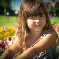 маленькая красотка :: Юлия Головенченко